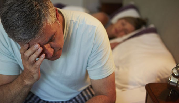 Treating anxiety can improve patients' sleep