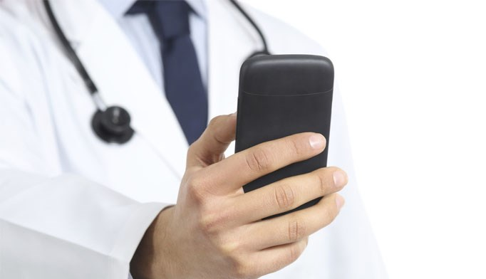 Is texting with patients okay?