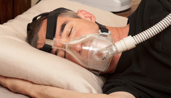 Sleep apnea linked to osteoporosis