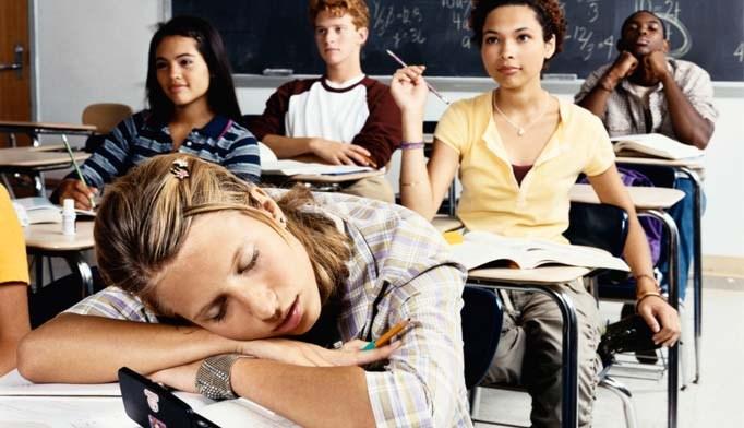 A later start benefits teens' health