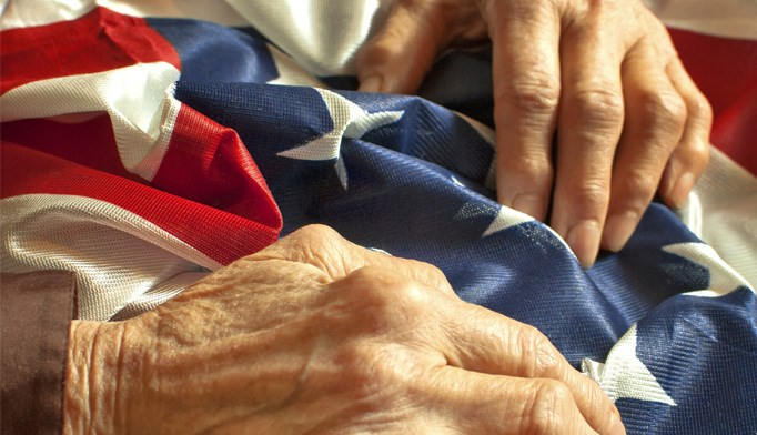 Honoring a fallen solider and son