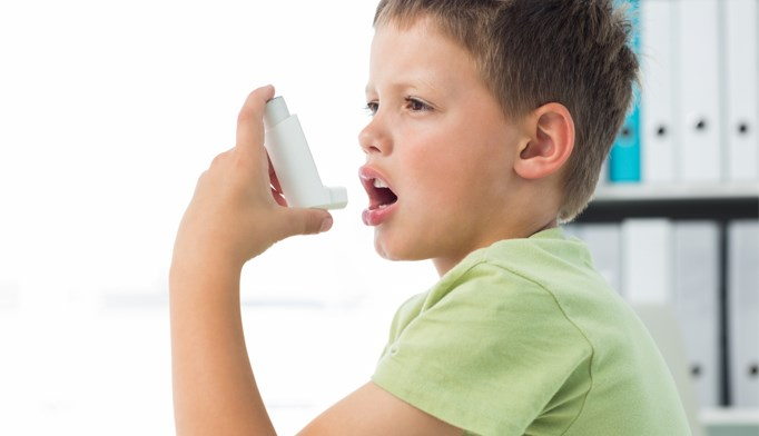 Corticosteroid inhalers may reduce growth in kids