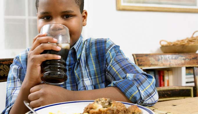 Can a 'soda tax' cut down child obesity?