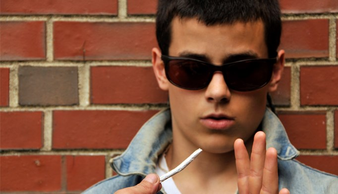 Marijuana withdrawal may identify substance-dependence in teens