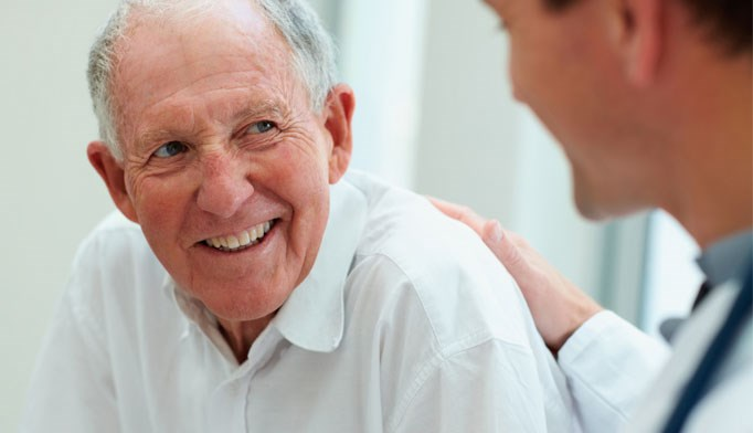 The patient who said 'thank you' for years of care