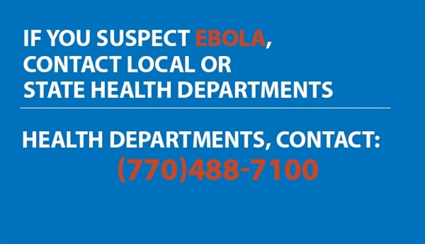 CDC Contact Information