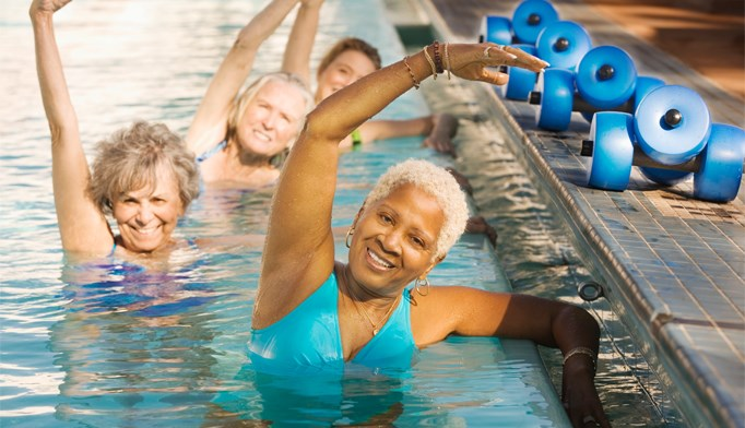Practicing five healthy lifestyle habits halves the risk of stroke in females
