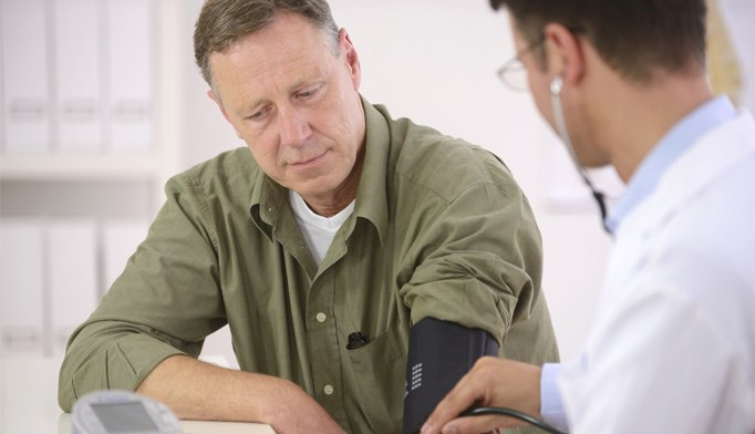 Psoriasis severity tied to increased risk for uncontrolled hypertension