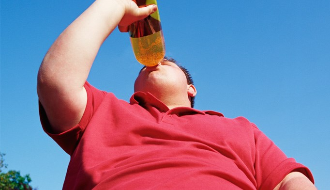 Drinking soda may speed up aging process