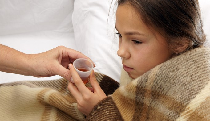 Placebo, nectar reduce nighttime cough in kids