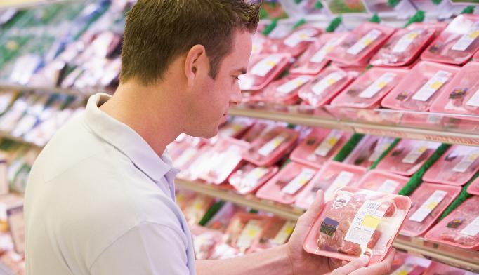 Low-sodium meats have higher potassium levels