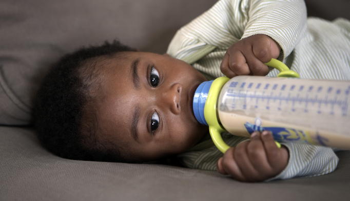 Altering a protein found in milk may improve drug delivery for HIV-positive infants