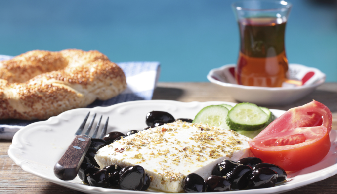 Getting back to basics: the Mediterranean diet