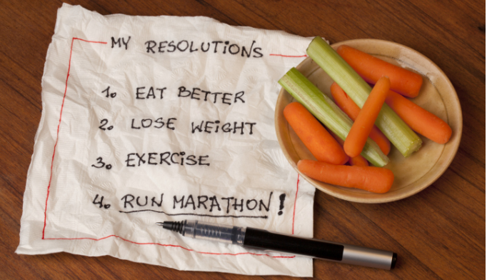 Helping patients keep their New Year's resolutions