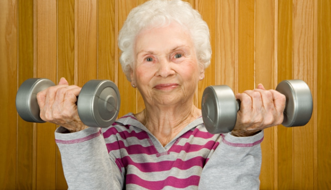 Can exercise help patients with Parkinson disease?