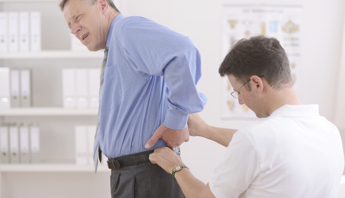 Light therapy shows promise in treating nonspecific back pain