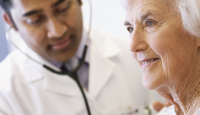 Treating older adults with diabetes