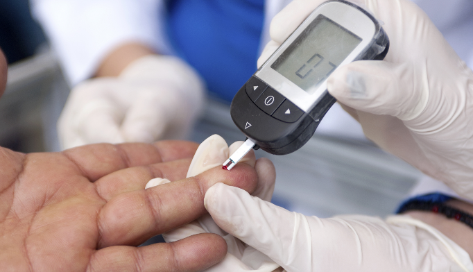 Increasing obesity rates may be contributing to the rise in diabetes.