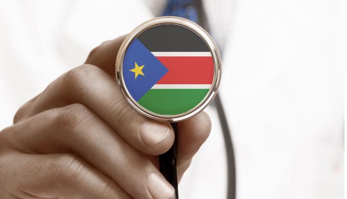 Rebuilding health infrastructure in war-torn South Sudan