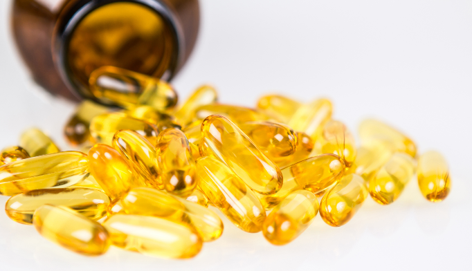 In patients with mild-to-moderate asthma, research shows that Vitamin D supplements have no effect on the frequency or severity of colds.