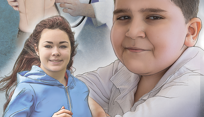 Assessing and treating pediatric obesity