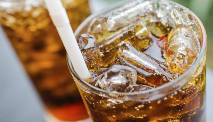 Drinking sugary drinks was linked to NAFLD.