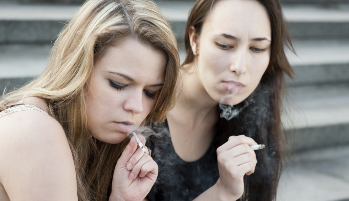 Why teen smoking's on the rise -