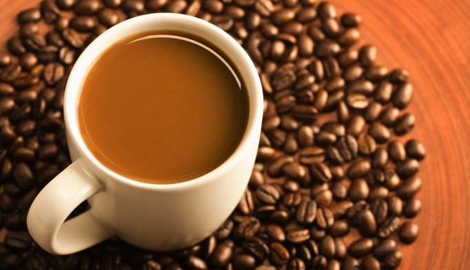 Drinking one to two cups of coffee per day may reduce cognitive impairment.