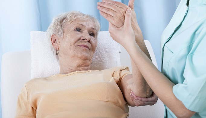 One-quarter of elderly women have osteoporosis, per CDC