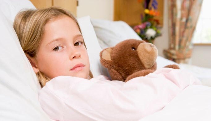 Childhood infection hospitalization tied to adult metabolic syndrome