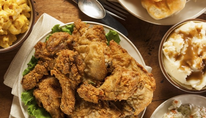 Southern Dietary Pattern Mediates Racial Difference in HTN
