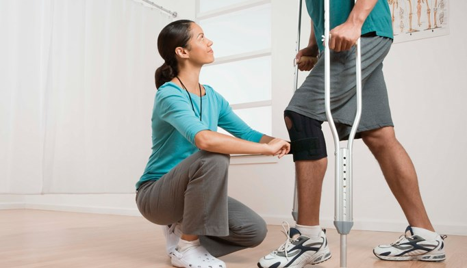 Newly developed electronic systems have allowed a paralyzed patient to walk again.