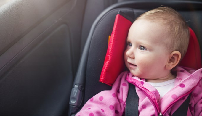 After an accident, when do you need a new car seat?