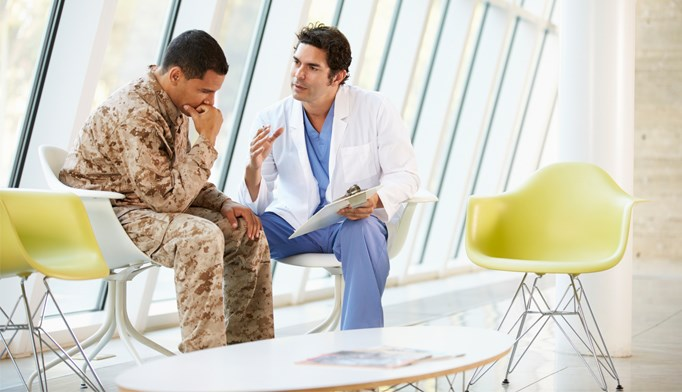Research shows that same-day integrated mental health services have an increased likelihood of PTSD diagnosis and treatment.