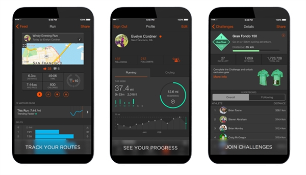 Strava Running and Cycling by Strava, Inc