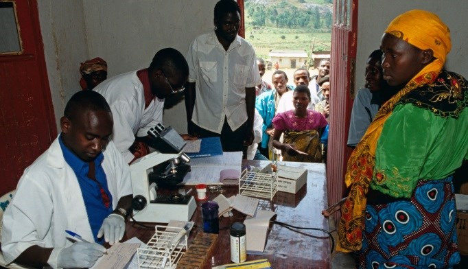 In Uganda, clinical officers are trained to help meet the healthcare needs of a growing population.