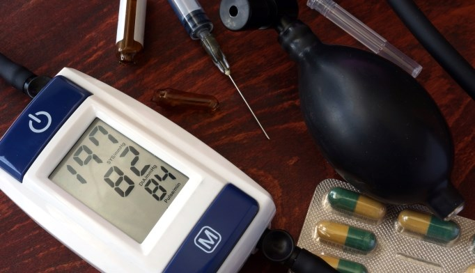 Comparing RAS blockers and other antihypertensives for diabetes