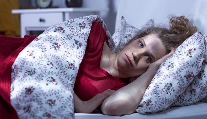 Young adults who have trouble sleeping may have an increased risk for chronic pain.