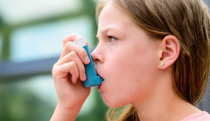 Childhood asthma linked to young adult COPD risk