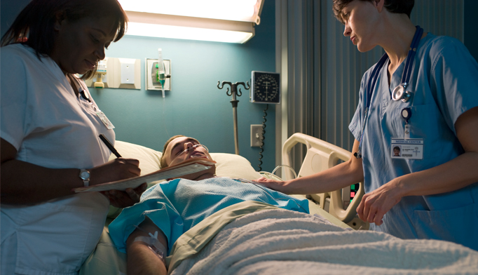 effects of hospital care environment on patient mortality and nurse outcomesfpr