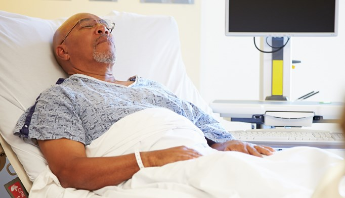 The researchers found that among 6568 commercially insured patients, 56.3% were hospitalized and 48.6% underwent one or more imaging scans in the last month of life.