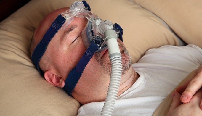 Researchers found that nocturia was reduced in sleep apnea patients when a CPAP mask was used.