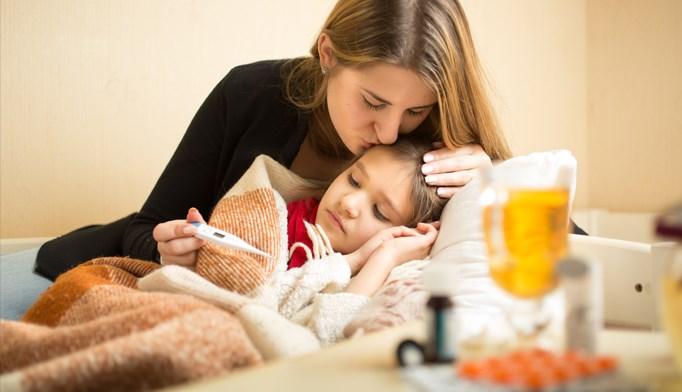 Parental management of child's postoperative pain