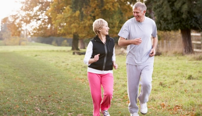 Brisk walking may be better than jogging for patients with prediabetes.