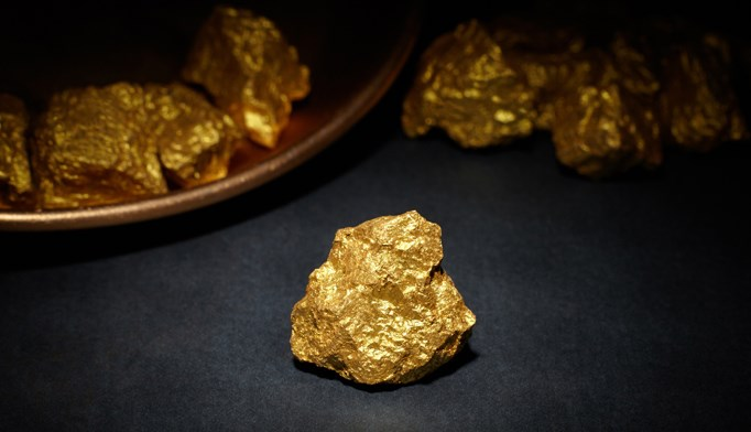 Gold may possess anti-inflammatory agents