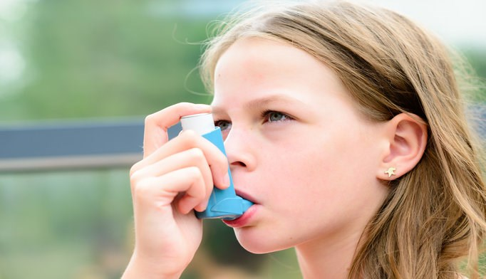 Allergic sensitization is common in pediatric asthma