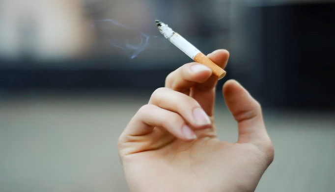 Acute exacerbations may accelerate lung function decline in smokers with COPD