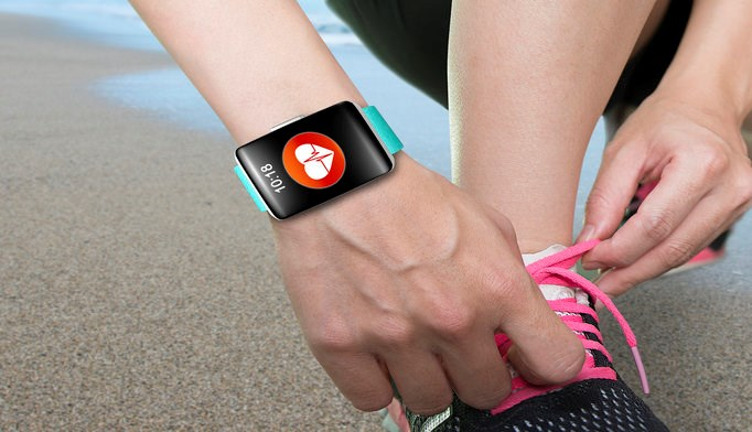 Patients can use activity trackers to monitor their heart rate and hemoglobin levels.