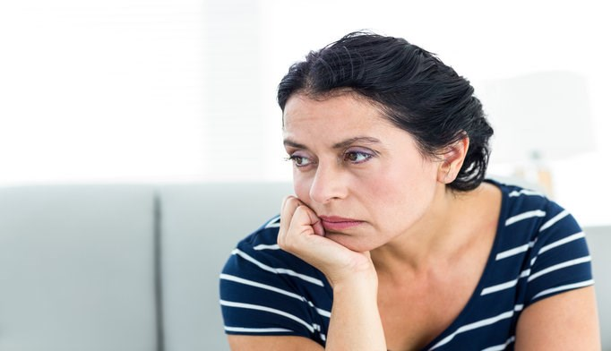 Nighttime hot flashes may be linked to mild depression