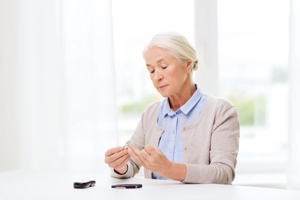 Women may have a higher risk of type 2 diabetes with low levels of sex hormone-binding globulin and high levels of total estradiol.